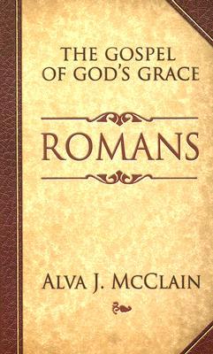 Image for Romans: The Gospel of God's Grace