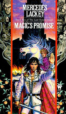 Magic's Promise (The Last Herald-Mage Series, Book 2), Mercedes Lackey