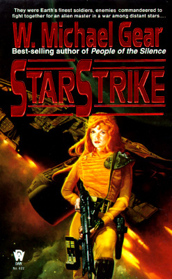 Starstrike, W. MICHAEL GEAR