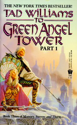 Image for To Green Angel Tower, Part 1 (Memory, Sorrow, and Thorn, Book 3)