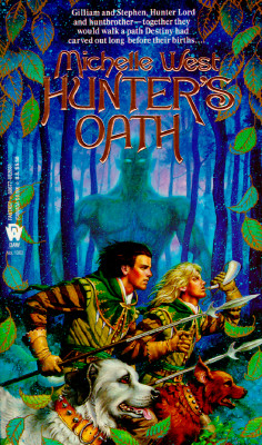 Image for Hunter's Oath (Daw Book Collectors)