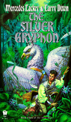 Image for The Silver Gryphon (Mage Wars)
