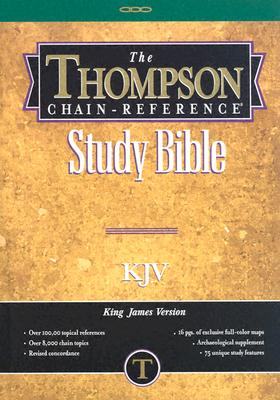 Image for 513 KJV Hardcover Thompson Chain Reference Bible