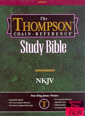 309 Black NKJV Thompson Chain Reference Bible