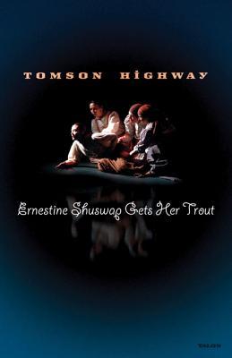 Ernestine Shuswap Gets Her Trout, Highway, Tomson
