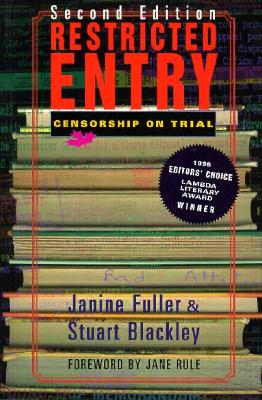 Image for RESTRICTED ENTRY CENSORSHIP ON TRIAL