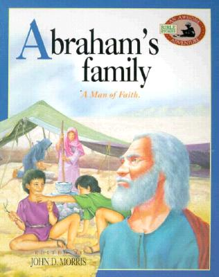 Image for Abraham's Family: A Man of Faith (An Awesome Adventure Bible Stories Series)