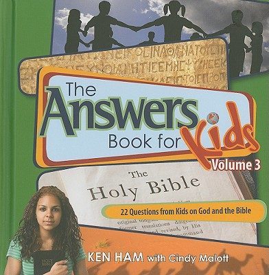 10-1-403 The Answers Book for Kids, Vol 3, AIG