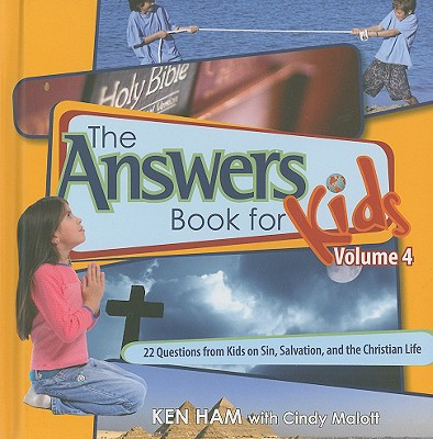 Image for 10-1-404 The Answers Book for Kids, Vol 4