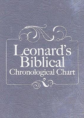 Image for Leonard's Biblical Chronological Chart