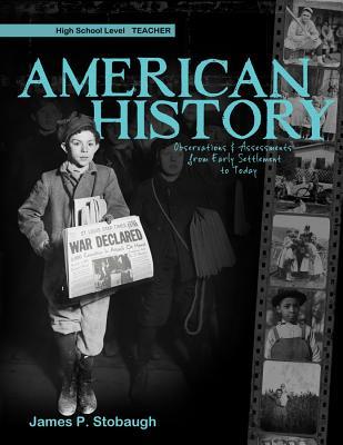 Image for American History - Teacher Guide (9th-12th Grade)