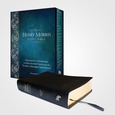 Henry Morris Study Bible, The, Henry Morris