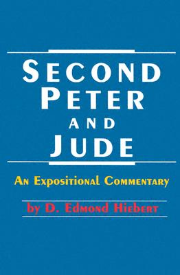 Image for Second Peter/Jude (Hiebert)