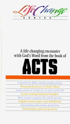 Acts (LifeChange), NavPress, Navigators