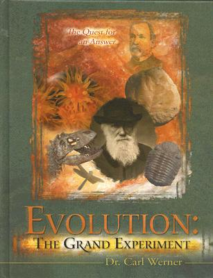 Image for Evolution: The Grand Experiment