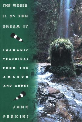 Image for WORLD IS AS YOU DREAM IT: TEACHINGS FROM THE AMAZON AND ANDES