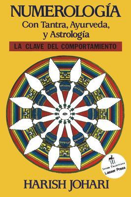 Image for Numerología con tantra, ayurveda y astrología