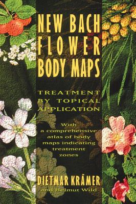 Image for New Bach Flower Body Maps - Treatment by Topical Application