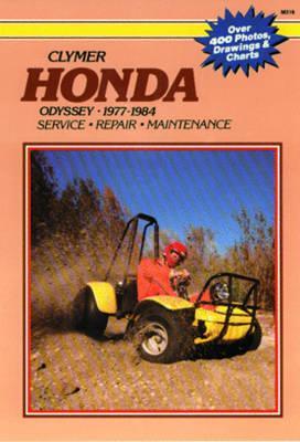 Honda Odyssey, 1977-1984: Service, Repair, Maintenance, Ed Scott