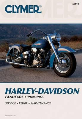 Image for Harley-Davidson Panheads 1948-1965: Service, Repair, Maintenance (Clymer Motorcycle)