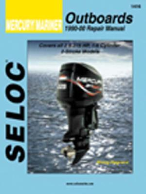 Mercury/Mariner Outboards, All Engines 1990-2000 (Seloc Marine Manuals), Seloc