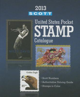 Image for Scott 2013 U.S. Pocket Stamp Catalogue (Scott U S Pocket Stamp Catalogue)