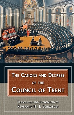 Image for Canons and Decrees of the Council of Trent