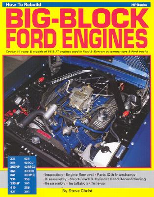 Image for How To Rebuild BIG-BLOCK FORD ENGINES