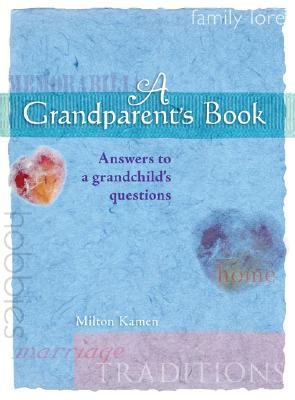 Image for A Grandparent's Book