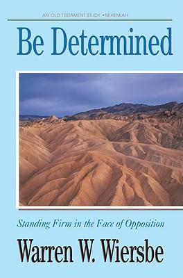 Image for Be Determined: Nehemiah