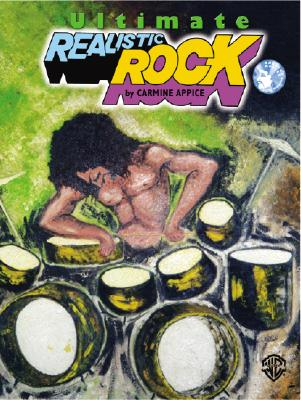 Image for The Ultimate Realistic Rock Drum Method