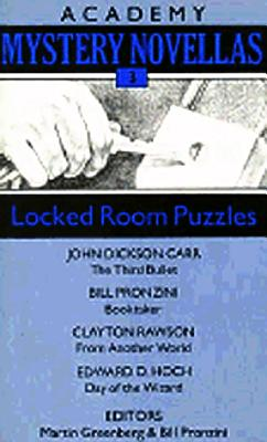 Image for Locked Room Puzzles: The Third Bullet / Booktaker