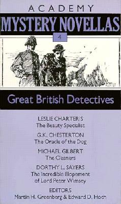Great British Detectives, Greenberg, Martin H.