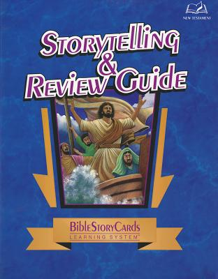 Image for <i>Bible</i>StoryCards Storytelling & Review Guide: New Testament