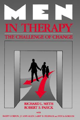 Image for Men in Therapy: The Challenge of Change (The Guilford Family Therapy Series)
