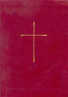 1979 Book of Common Prayer-Burgundy Economy Edition