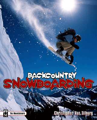 Image for BACKCOUNTRY SNOWBOARDING