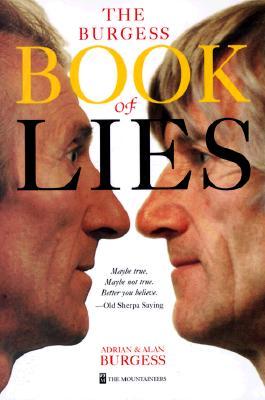 The Burgess Book of Lies, BURGESS, Adrian; BURGESS, Alan