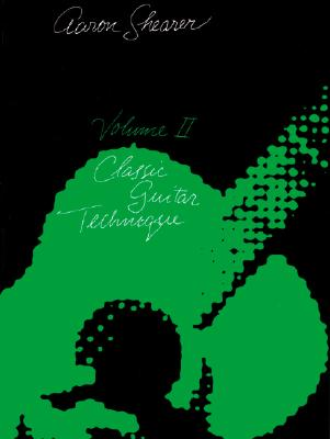 Image for Classic Guitar Technique, Vol 2 (Shearer Series)
