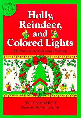 Image for Holly, Reindeer and Colored Lights
