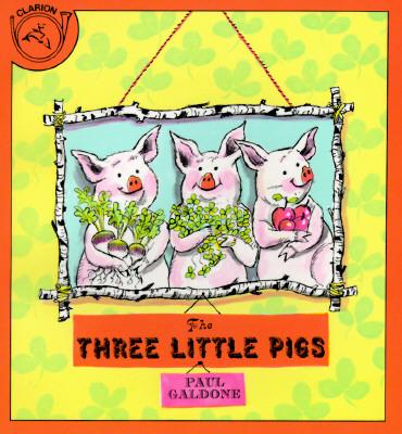 "Three Little Pigs, ""Galdone, Paul"""