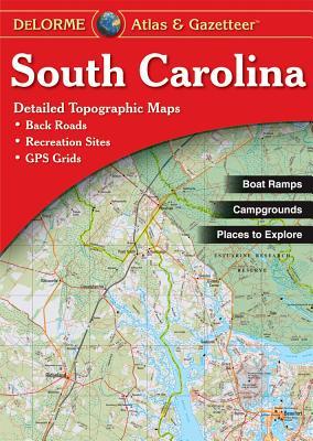 Image for South Carolina Atlas & Gazetteer