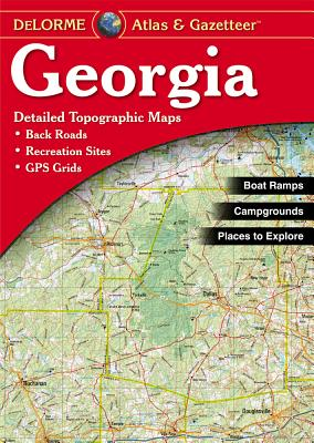 Image for Georgia Atlas & Gazetteer