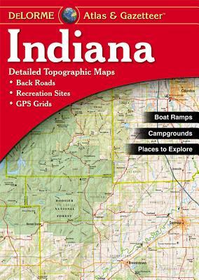 Image for Indiana Atlas & Gazetteer
