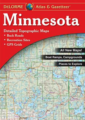 Image for Minnesota Atlas & Gazetteer