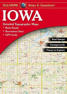 Iowa Atlas & Gazetteer, DeLorme
