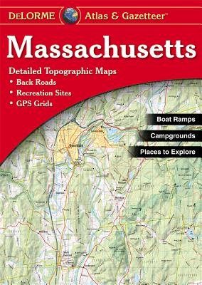 Image for Massachusetts Atlas & Gazetteer
