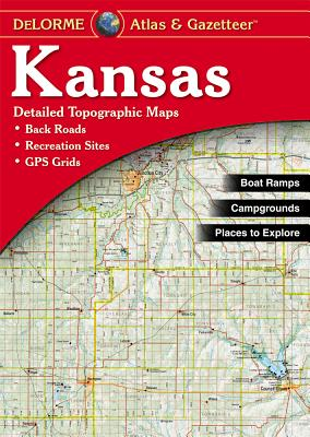 Kansas Atlas & Gazetteer, Delorme