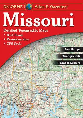 Missouri Atlas & Gazetteer, DeLorme
