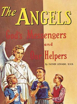 Image for Angels: God's Messengers and Our Helpers/no. 281/00  (Saint Joseph Picture Books)